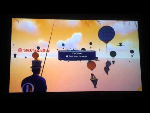 Aurora Sky Fishing (Part 2) Playstation 3 Home PS3 PSN