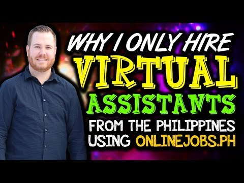 Why I only hire Virtual Assistants from the Philippines using Onlinejobs.ph