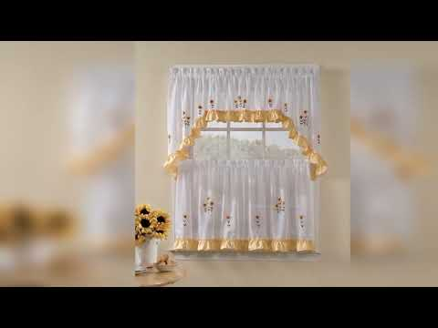 Curtain design ideas for small windows