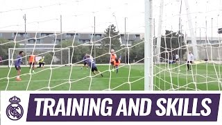 Watch out for Enzo's GOLAZO in today's training session!