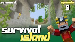 Minecraft Xbox One: Survival Island - Season 3! (Ep.9 - Storage Cave Upgrades!)