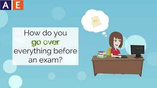 Phrasal Verbs - Go Over and Look Over