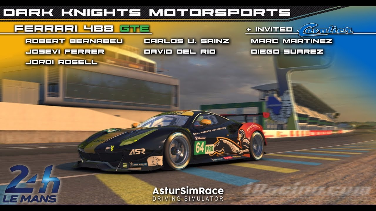 iracing 24h of the le mans parte 3 youtube. Black Bedroom Furniture Sets. Home Design Ideas