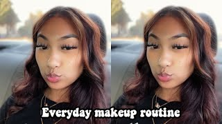 Everyday Makeup Routine 2020