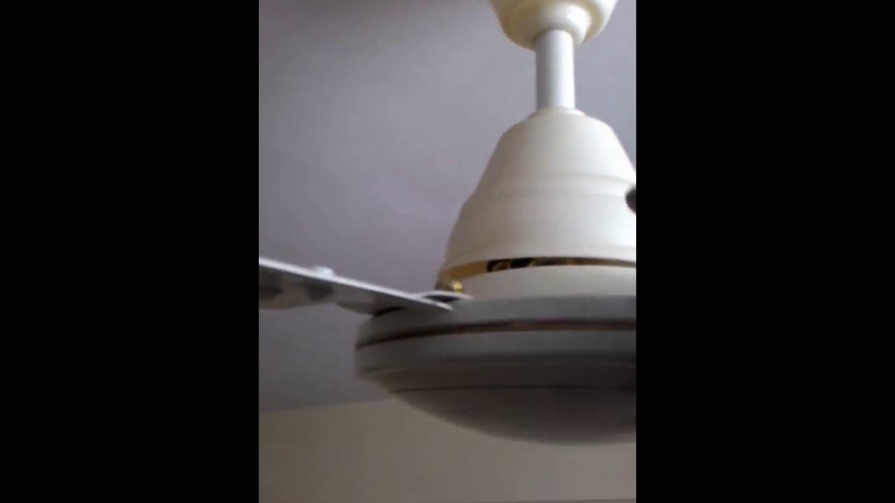 Ceiling Fan Slowly Rotating Repair