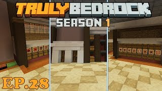 The baron's mega storage is complete  Truly Bedrock s1 ep28