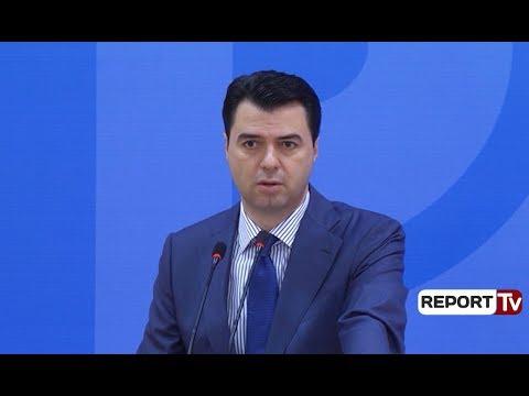 Report TV - Statuti i ri PD-së/ Basha ftesë kritikëve: Bashkohuni me projektin tim