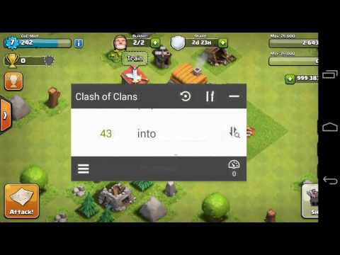 2015   Clash of Clans Hack Unlimited Resources Mod