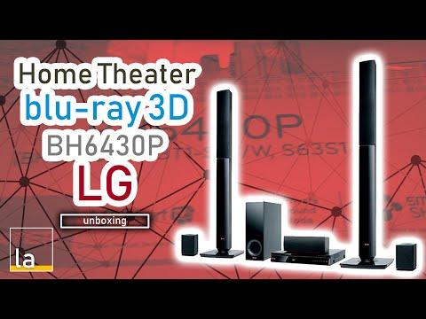 Lg 9 1ch 3d Sound Smart 3d Blu Ray Home Theater Bh95