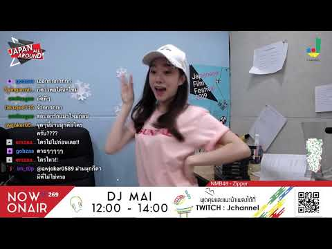 MAI - Zipper/NMB48 - J-Channel 15/1/19