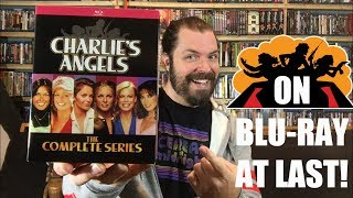 Charlie's Angels: The Complete Series on Blu-ray - Full Review!