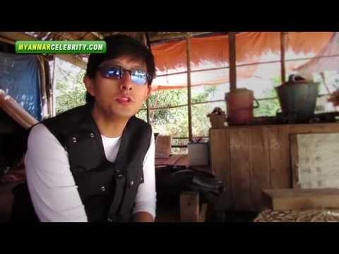 Actor Soe Thu @ Music Video Shooting in Yangon