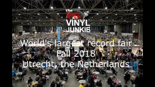 World's largest record fair Fall 2018