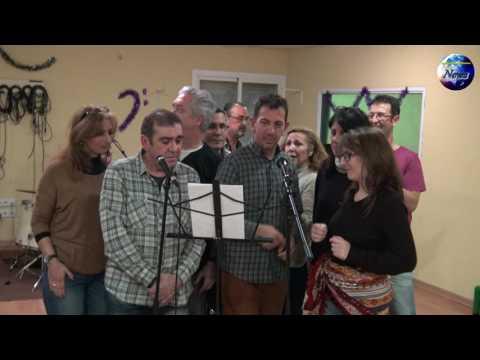 karaoke en el XX Aniversario de la EMMD