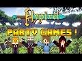 [Hors Série] Party Games sur Hypixel avec Shanatsu, Deyyz & Salocin !