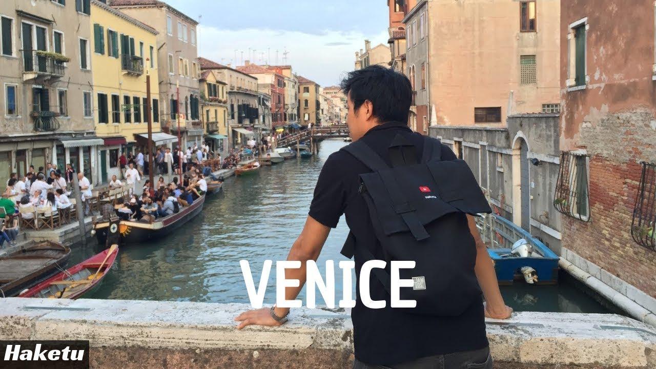 Một ngày lang thang khắp Venice (Italy)
