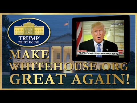 WHITEHOUSE.ORG 2017: FULL TRAILER
