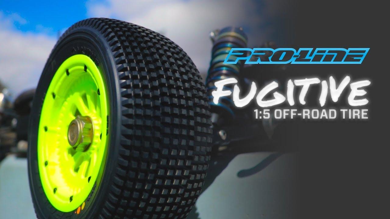 Pro-Line Fugitive Off-Road 1:5 Tires