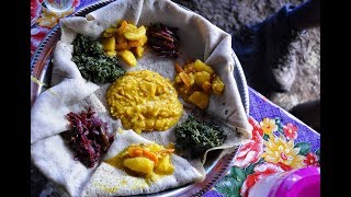 How to make Potato and Carrot wot (Ethiopian Food)
