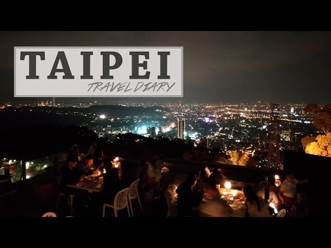 Taipei [February 2017] | KM's Travel Diary
