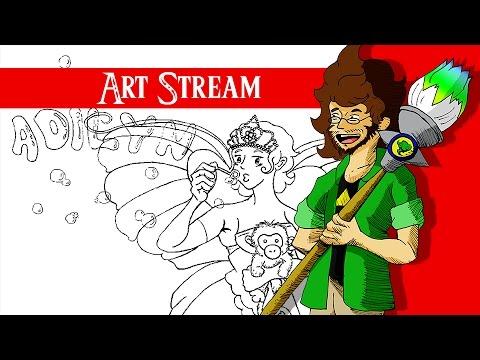 Art Stream: Art donation