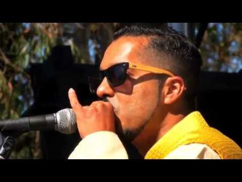 "Aki Kumar with Curtis Salgado - ""Back To Bombay"" - Hardly Strictly Bluegrass 2016"