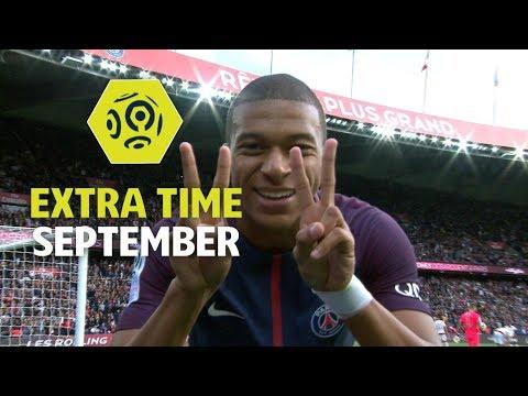 Extra time ligue 1 conforama - september (season 2017/2018)