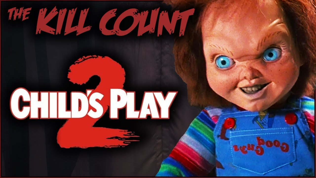 Child's Play 2 (1990) KILL COUNT - YouTube