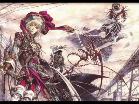 heavy in your arms trinityblood