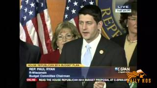 Paul Ryan: 'We're not going to give up on destroying the health care system'