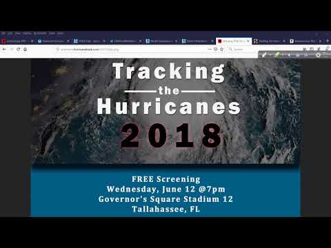 June 10 Hurricane Outlook and Discussion