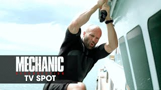 "Mechanic: Resurrection (2016 Movie - Jason Statham) Official TV Spot – ""Explosive"""