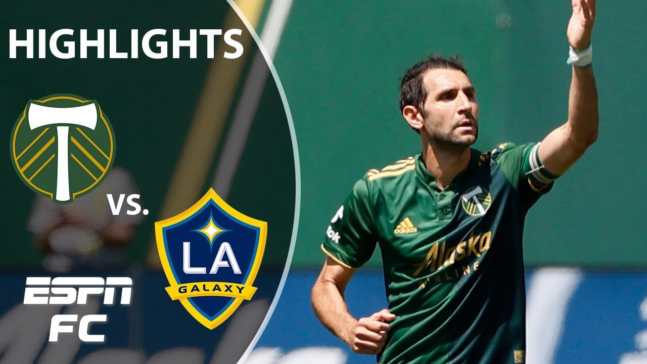 Download Portland Timbers cruise to big win over Chicharito & the LA Galaxy   MLS Highlights   ESPN FC