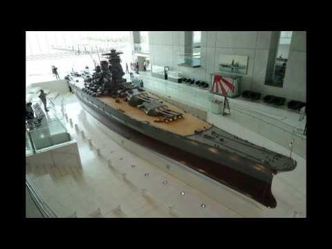 Yamato Museum, Kure, Japan, October 30,  2013