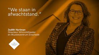 Judith Hartman | Directeur Wilminktheater en Muziekcentrum Enschede