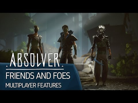 Absolver - Friends & Foes [Multiplayer Features]