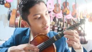 Hướng dẫn violon bài Ánh trăng nói hộ lòng tôi