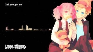 Repeat youtube video Nightcore - Love Struck [Lyrics]