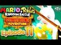 Mario + Rabbids Kingdom Battle Donkey Kong Adventure - Episode 11 - Ultimate Challenges 1 & 2!