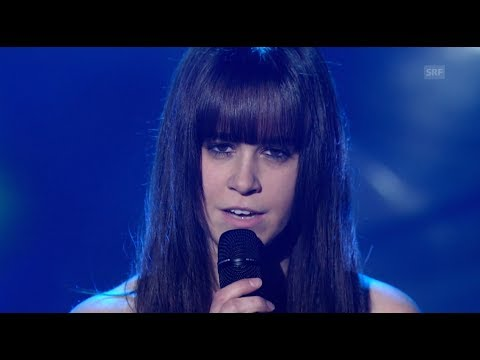 Natasha Lucia Born - My Immortal - Blind Audition - The Voice of Switzerland 2014
