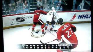 The NHL 2K8 difference
