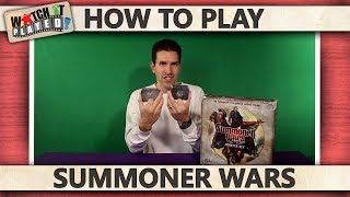 Summoner Wars - How To Play