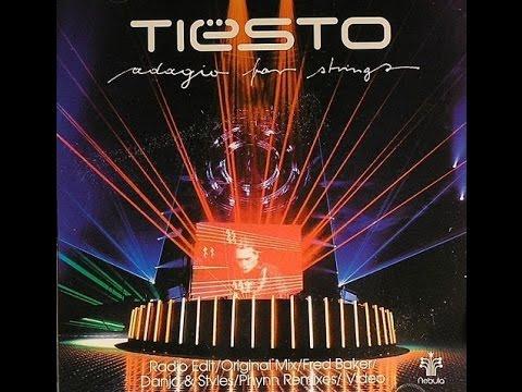 Tiësto - Adagio For Strings (Original LP Mix)