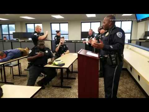 MANNEQUIN CHALLENGE - North Charleston Police Department