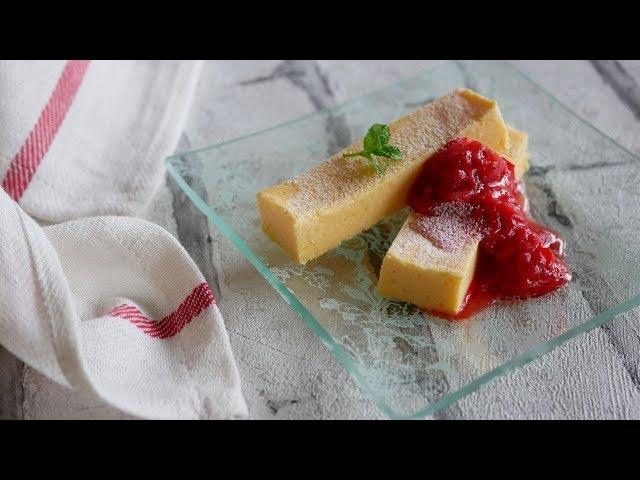 レンジで3分の簡単で美味しすぎるチーズケーキ! | 3-Minute Microwave Cheesecake