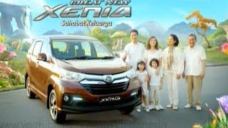 Iklan Great New Daihatsu Xenia 2015