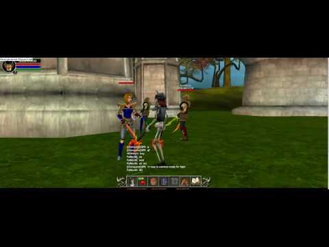 FzWanXi vs Kelsey sherwood dungeon (part 1)