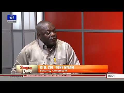 Diversification Of The Economy Includes Niger Delta Resource Ownership - Rtd Col Tony Nyiam  Pt 2