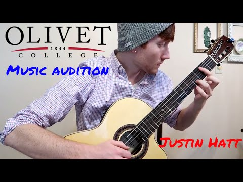 Olivet College Music Program Audition