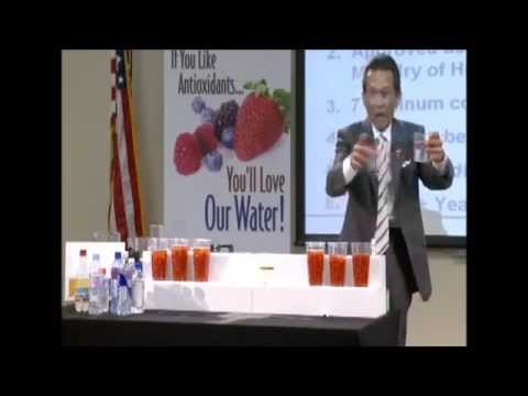 Kangen Water Demo - BEST ON THE WEB Call 646-620-6921For Financing